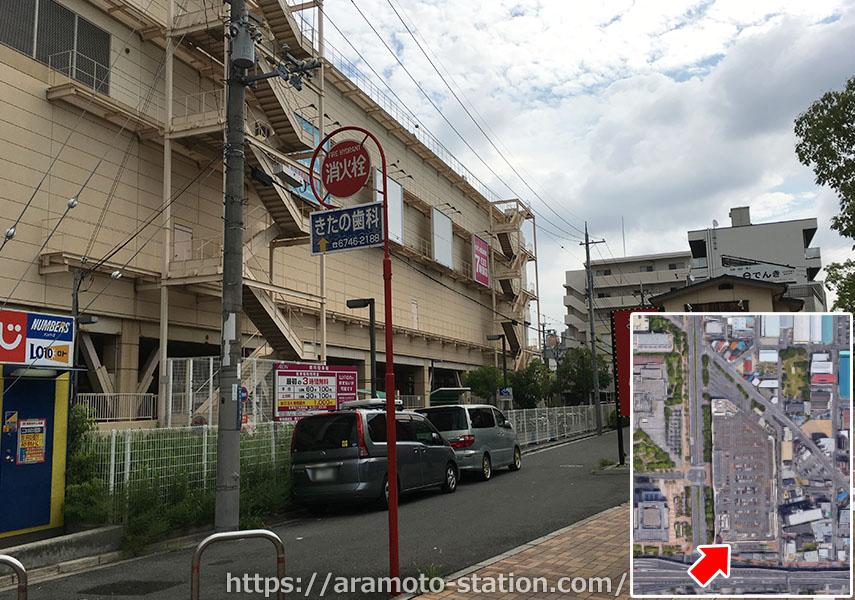 【イオン東大阪店】大阪モノレール駅の建設に伴い2022年閉店!